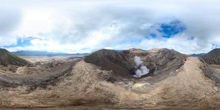 Bromo volcano Royalty Free Stock Image