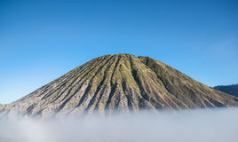 Bromo volcano. Tengger Semeru National Park, East Java, Indonesia royalty free stock photography