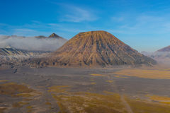 Bromo volcato mountain. Bromo volcano mountain, Indonesia Asia Royalty Free Stock Image