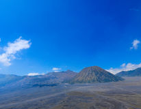 Bromo vulkan Arkivbilder