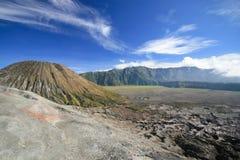 Bromo vulkan från indonesia Fotografering för Bildbyråer