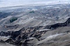 Bromo vulkan i Indonesien Royaltyfria Foton