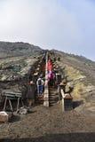 bromo wschodnia Java góra Obrazy Royalty Free
