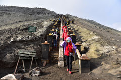 bromo wschodnia Java góra Obraz Stock