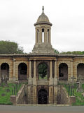 Brompton Cemetery London Royalty Free Stock Images