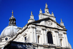 Brompton Oratory Royalty Free Stock Photo