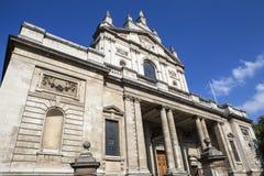 Brompton Oratory in London Stock Images