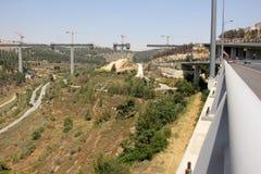 bron byggde nytt Arkivfoto