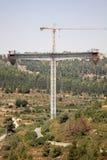 bron byggde nytt Arkivfoton