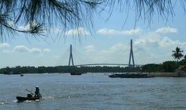 bron kan thoen Fotografering för Bildbyråer