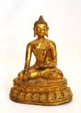Broncee a Buddha imagenes de archivo
