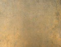 Broncee la textura Fotografía de archivo