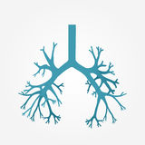 Bronco umano nel vettore illustrazione vettoriale