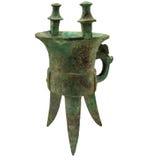 Brons - Jia royalty-vrije stock afbeelding