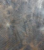 Bronsmetaal als abstracte achtergrond stock afbeelding