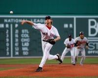 Bronson Arroyo, Boston Rode Sox Stock Fotografie