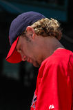 Bronson Arroyo, les Red Sox de Boston Photo stock