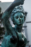 Bronsstandbeeld Royalty-vrije Stock Fotografie