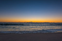 Bronte Beach at sunrise Royalty Free Stock Images