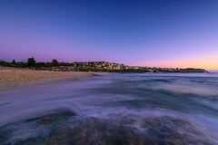 Bronte Beach at sunrise Royalty Free Stock Photo
