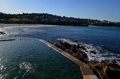 Bronte Beach, Sydney, Australia Royalty Free Stock Images