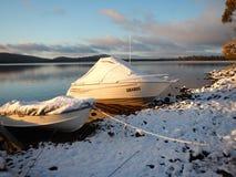 Bronte Lagoon Stock Photography