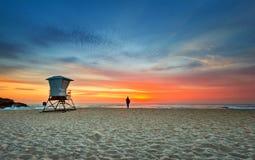 Bronte plaża obrazy royalty free