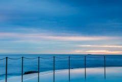 Bronte przy wschód słońca, NSW, Australia obrazy royalty free