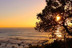Bronte Sunrise Stock Images