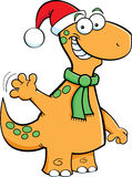 Bronto Santa Royalty Free Stock Images