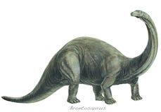 brontosaurus Imagen de archivo