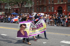 The 2015 Bronx Dominican Day Parade 16 Stock Photo