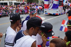 The 2015 Bronx Dominican Day Parade 40 Royalty Free Stock Image
