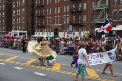 The 2015 Bronx Dominican Day Parade 57 Stock Photography
