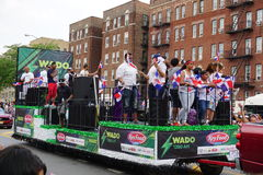 The 2015 Bronx Dominican Day Parade 70 Royalty Free Stock Image
