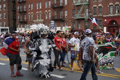 The 2015 Bronx Dominican Day Parade 72 Stock Photo