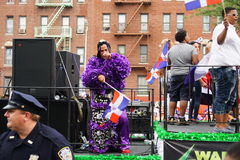 The 2015 Bronx Dominican Day Parade 76 Royalty Free Stock Photo