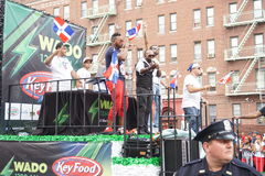 The 2015 Bronx Dominican Day Parade 78 Royalty Free Stock Images