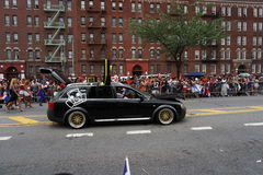 The 2015 Bronx Dominican Day Parade 82 Royalty Free Stock Photo