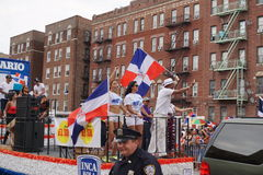 The 2015 Bronx Dominican Day Parade 86 Royalty Free Stock Photo