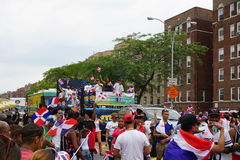 The 2015 Bronx Dominican Day Parade 90 Stock Photography