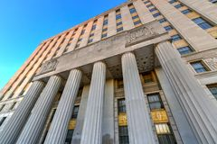 Bronx-Grafschafts-Gericht - New York City stockfotografie
