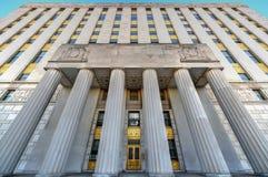 Bronx-Grafschafts-Gericht - New York City stockfotos
