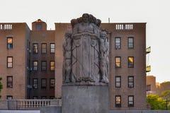 Bronx-Grafschafts-Gericht - New York City lizenzfreie stockfotos