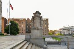 Bronx-Grafschafts-Gericht - New York City lizenzfreies stockbild