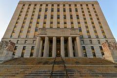 Bronx-Grafschafts-Gericht - New York City lizenzfreie stockfotografie