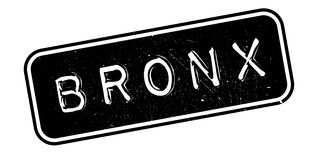 Bronx rubber stamp. Grunge design with dust scratches. Effects can be easily removed for a clean, crisp look. Color is easily changed Stock Photos