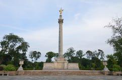 Bronx Victory Memorial en parque de la bahía de Pelham Fotos de archivo libres de regalías