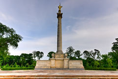 Bronx Victory Memorial - New York Stockfoto