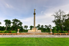 Bronx Victory Memorial - Nueva York Imagenes de archivo
